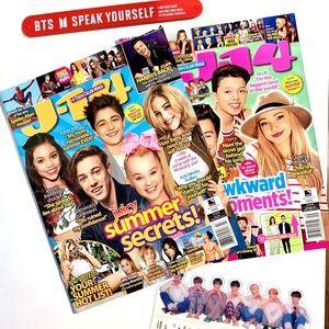 BTS Magazines